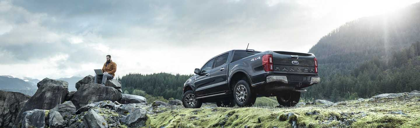 Gear Up for Adventure near Indianapolis, IN, with the 2019 Ford Ranger