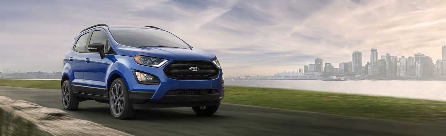 Find Your Next 2019 Ford EcoSport For Sale In Bloomington