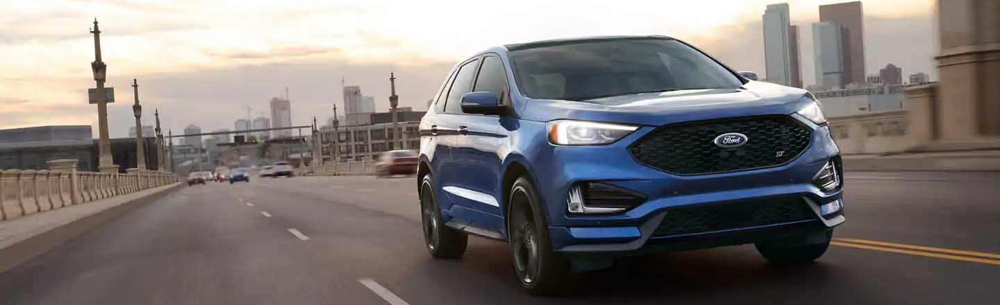 Test Drive The New 2019 Ford Edge Near Indianapolis, Indiana