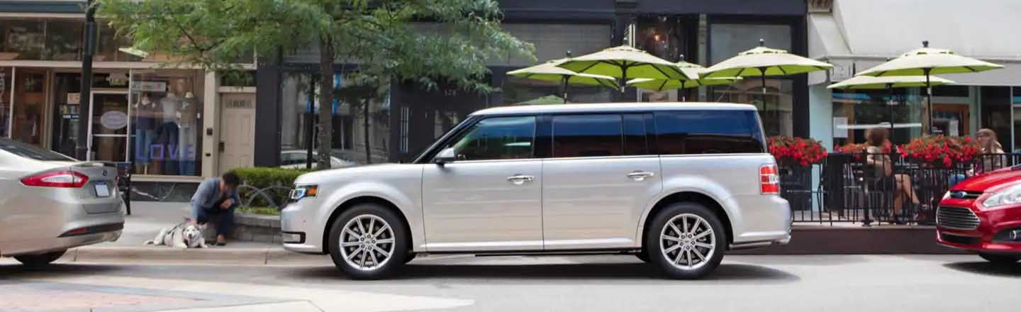 Test Drive The 2019 Ford Flex In Bloomington, Indiana