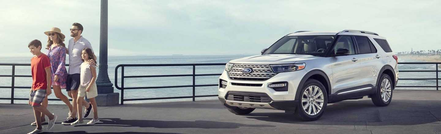 2020 Ford Explorer SUV Available In Bloomington, Indiana