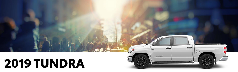 Experience the 2019 Toyota Tundra Pickup Truck Near Macomb, Illinois