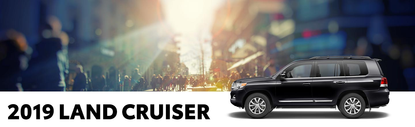 Check Out the 2019 Toyota Land Cruiser For Sale Near Macomb, IL