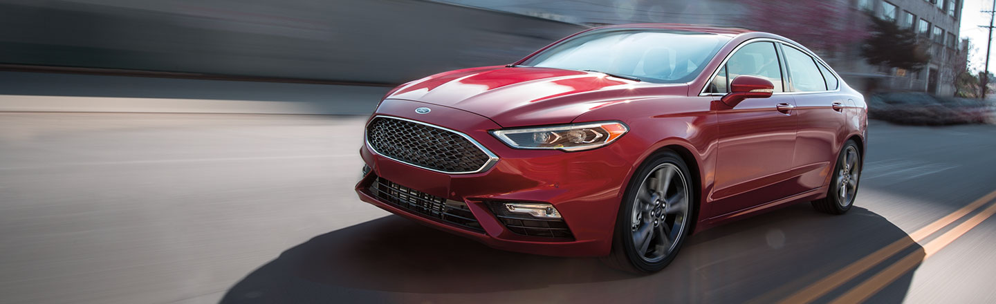 2019 Ford Fusion At Community Ford Lincoln In Bloomington, IN