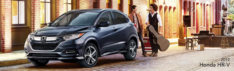 New 2019 Honda HR-V Available Near
