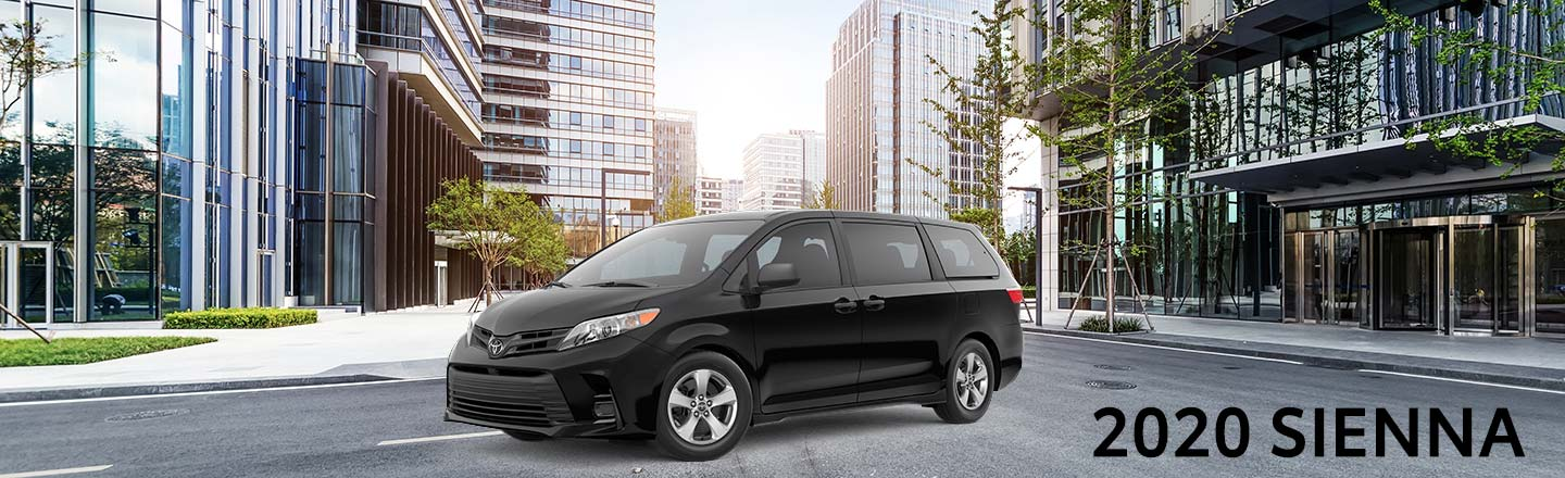 2020 Toyota Sienna in Pleasant Hills, PA