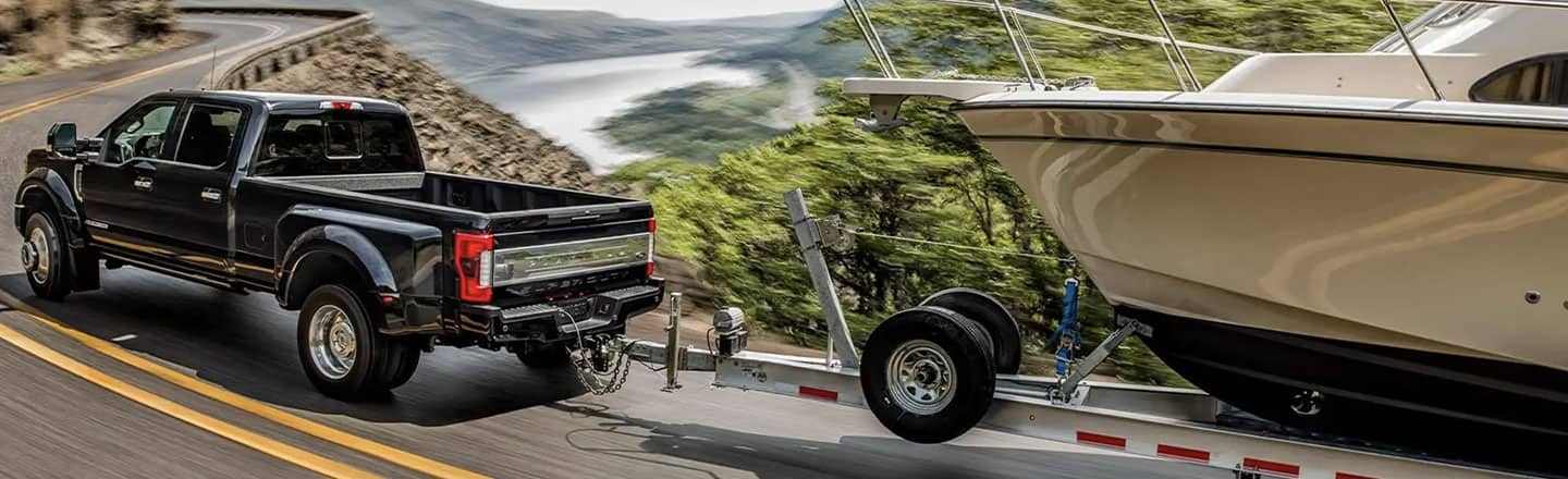Learn how much your truck can tow in Ventura, California