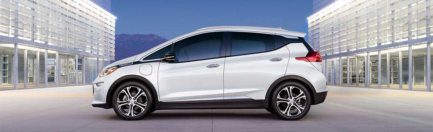 Charge Up with a 2019 Chevrolet Bolt Electric Vehicle in Spencer, IN