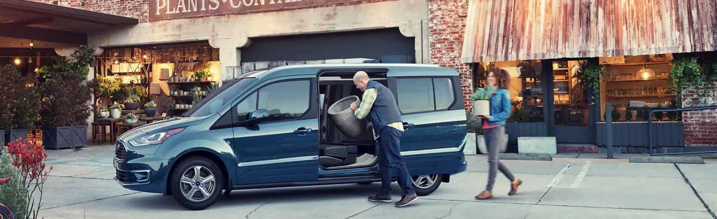 Ford's Cargo and Passenger Vans Are Designed Specifically for You