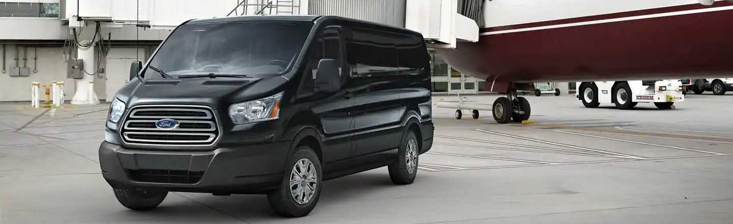The 2019 Ford Transit Offers More Space and Versatility