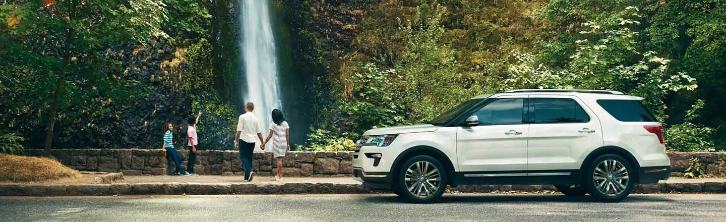The Top 2019 Ford Explorer Limited Inventory Around Bloomington, IN