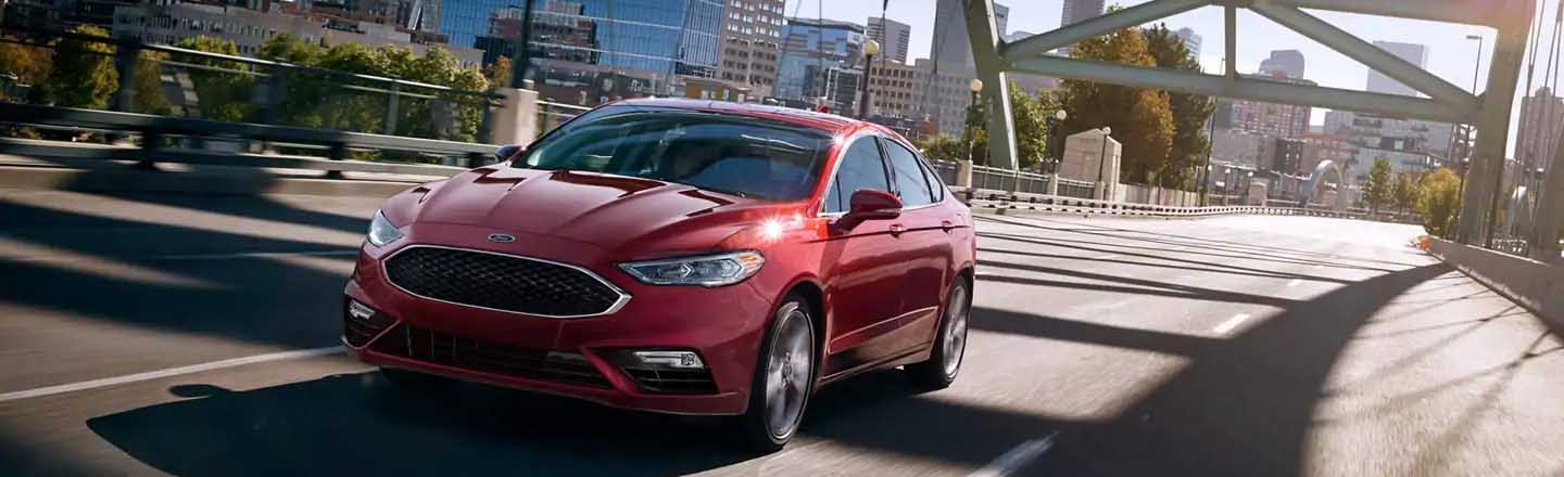 The Smarter, Smoother, Stronger 2019 Ford Fusion Energi