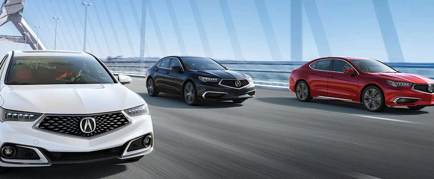 The 2020 Acura TLX Is Here At Our Ventura, CA, Car Dealer Near Oxnard