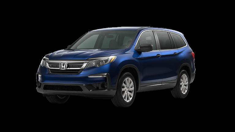 2020 Honda Pilot LX Blue