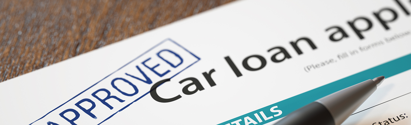 Used Car Loan Application for Morristown, NJ, Area Drivers