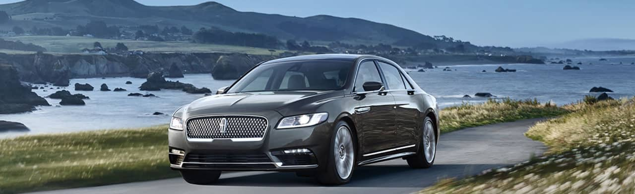 The 2019 Lincoln Continental For Sale In Bloomington, Indiana