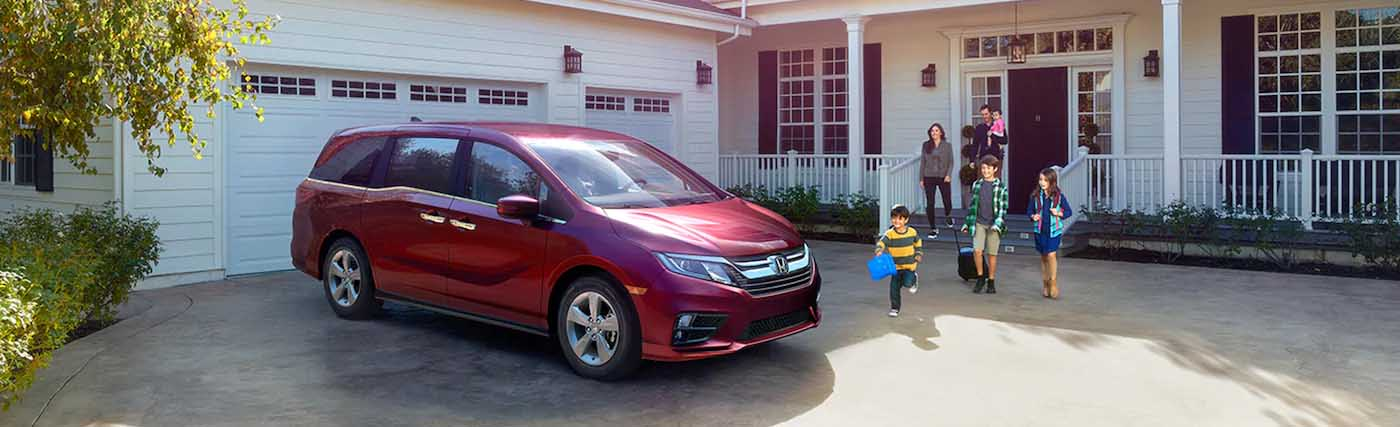 The 2020 Honda Odyssey is available at our Honda dealership in Fort Myers, FL.