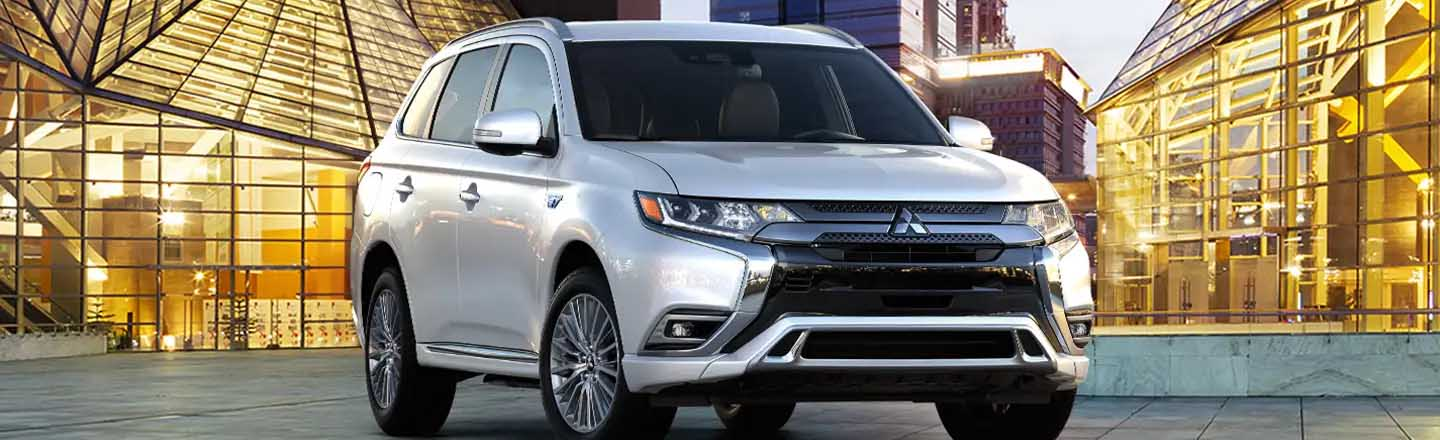 2019 Mitsubishi Outlander PHEV Hybrid Crossover in Bloomington, IN