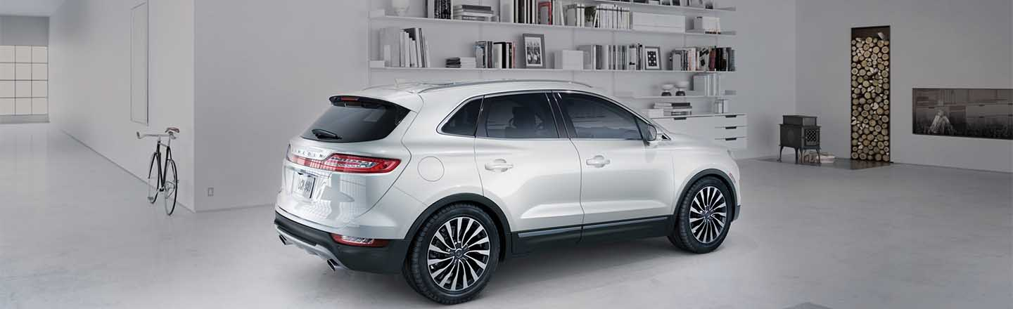 Explore The Exemplified Luxury Of The New 2019 Lincoln Black Label MKC