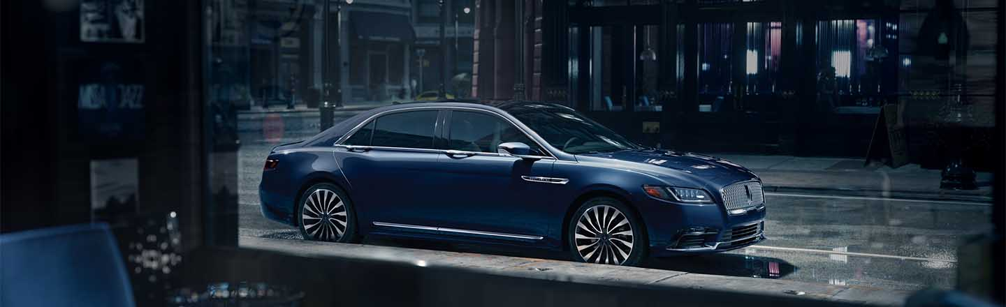 Explore The New 2019 Lincoln Black Label Continental In Bloomington