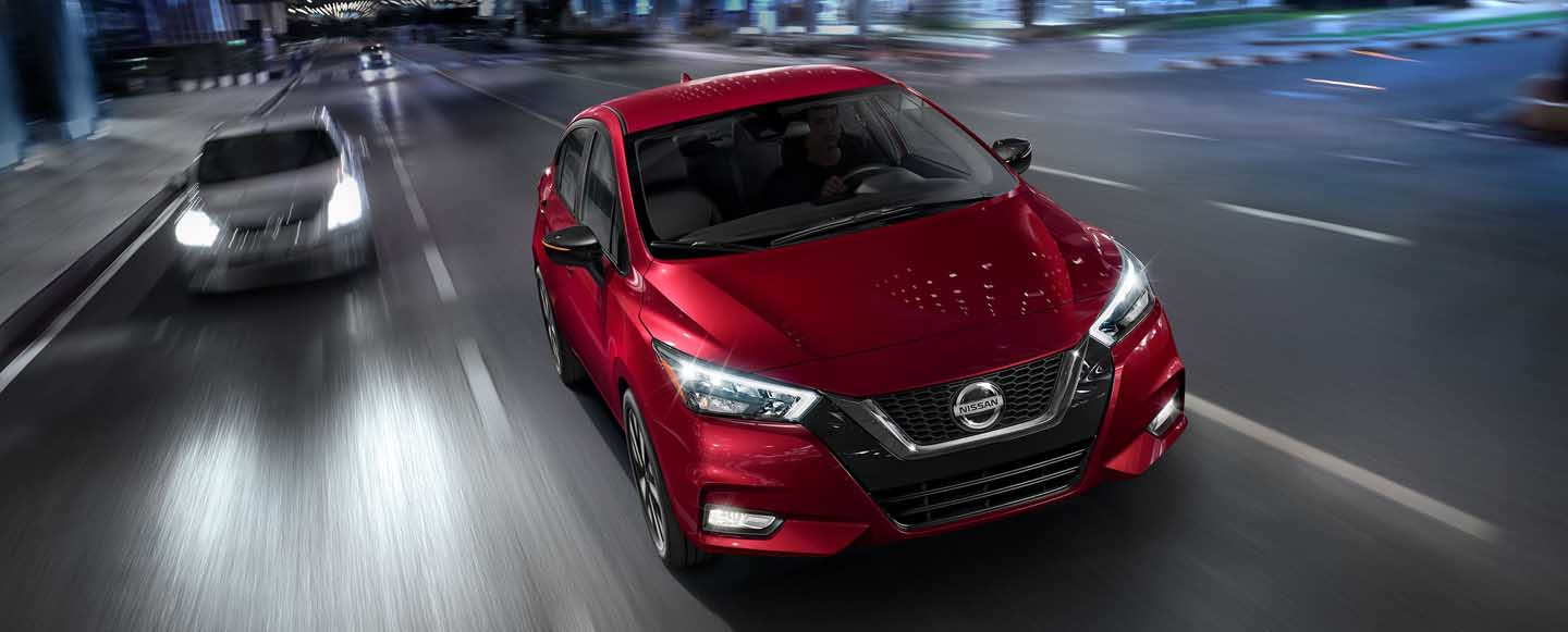 The 2020 Versa Sedan Is Available At Our Oxford, AL, Nissan Dealer