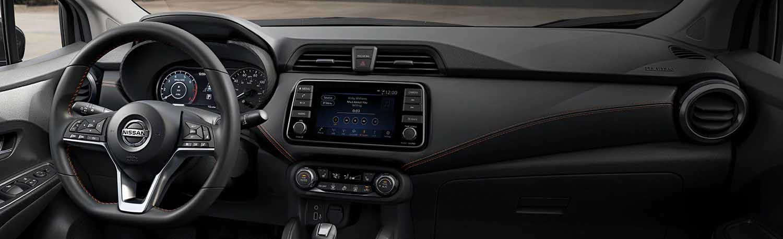2020 Nissan Versa Interior