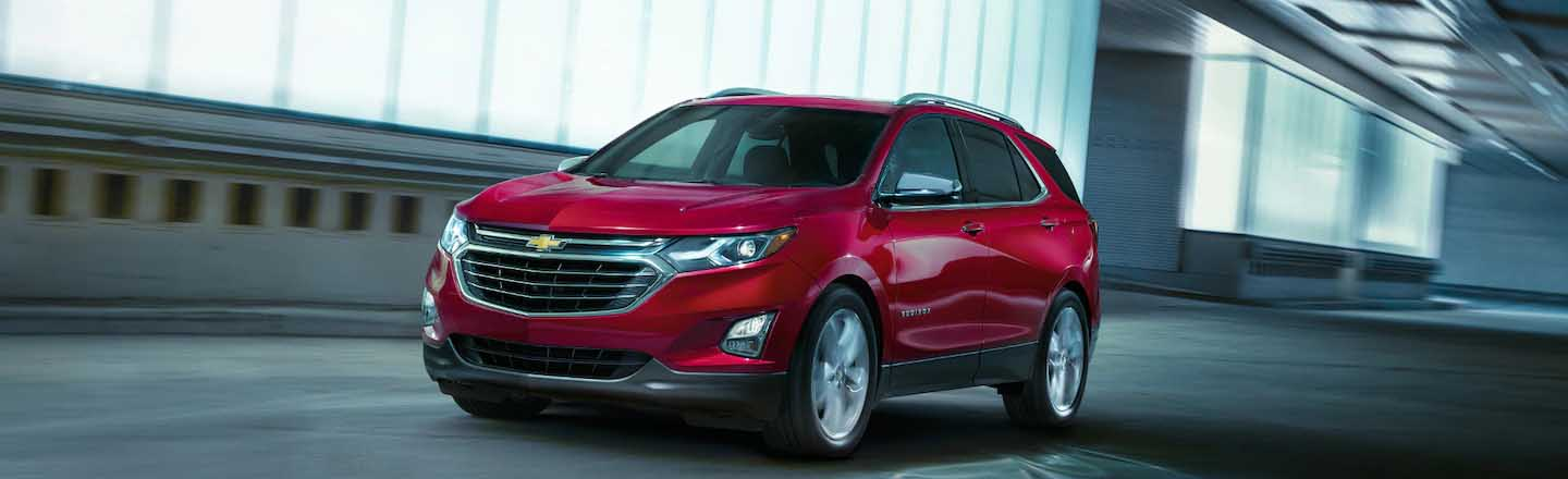 The 2019 Equinox: Built for Modern Families and Modern Excursions