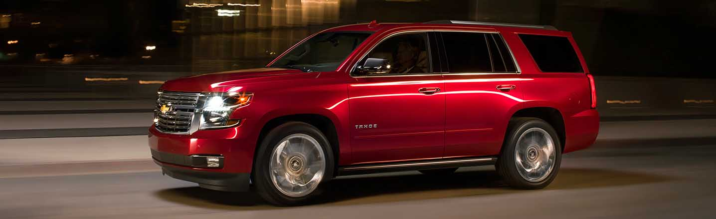 The 2019 Chevy Tahoe Gives You the Best, So You Can Be Your Best