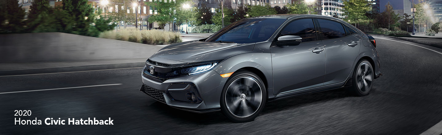 2020 Honda Civic Hatchback for sale near Seattle, WA