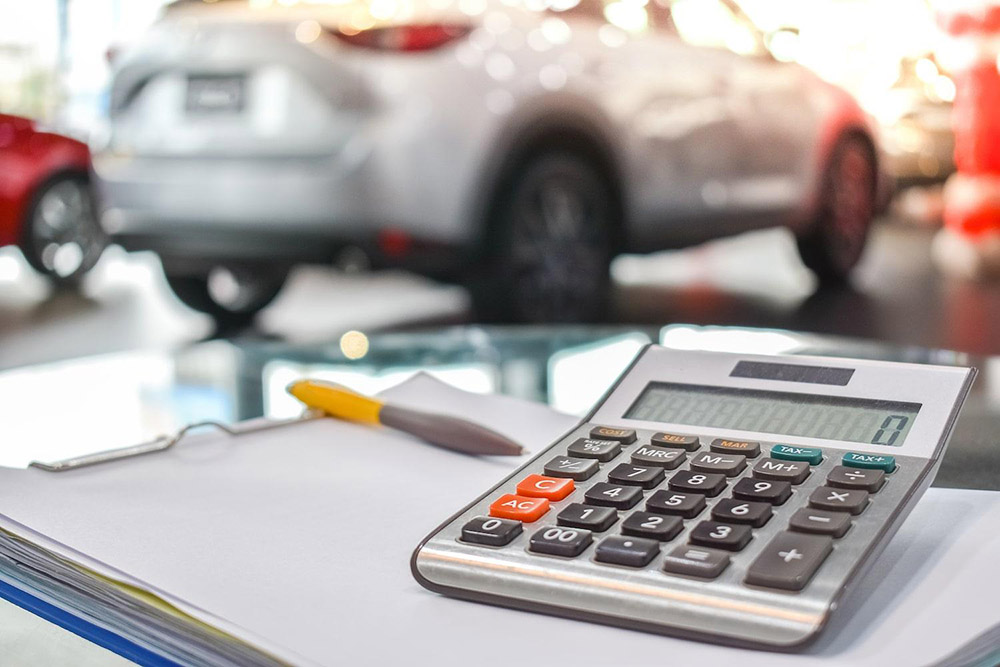 Can you finance used cars