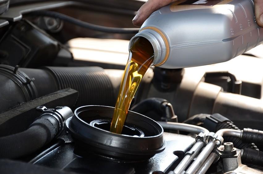 honda oil change