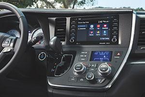 Toyota Sienna Convenience