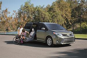2020 Toyota Sienna Cargo