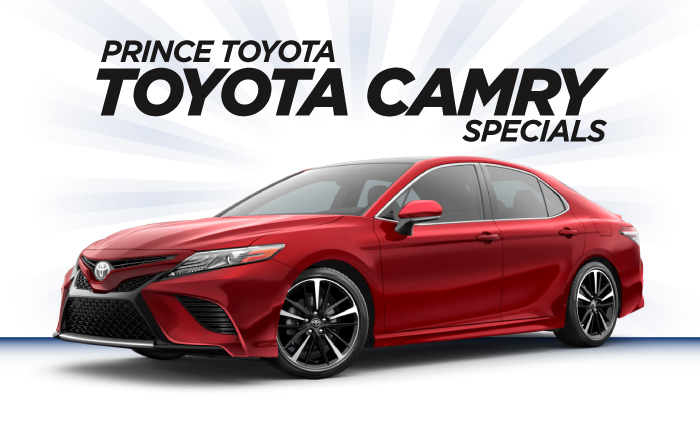 NEW 2020 Toyota Camry
