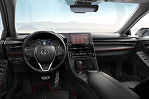 Toyota Avalon Convenience Features