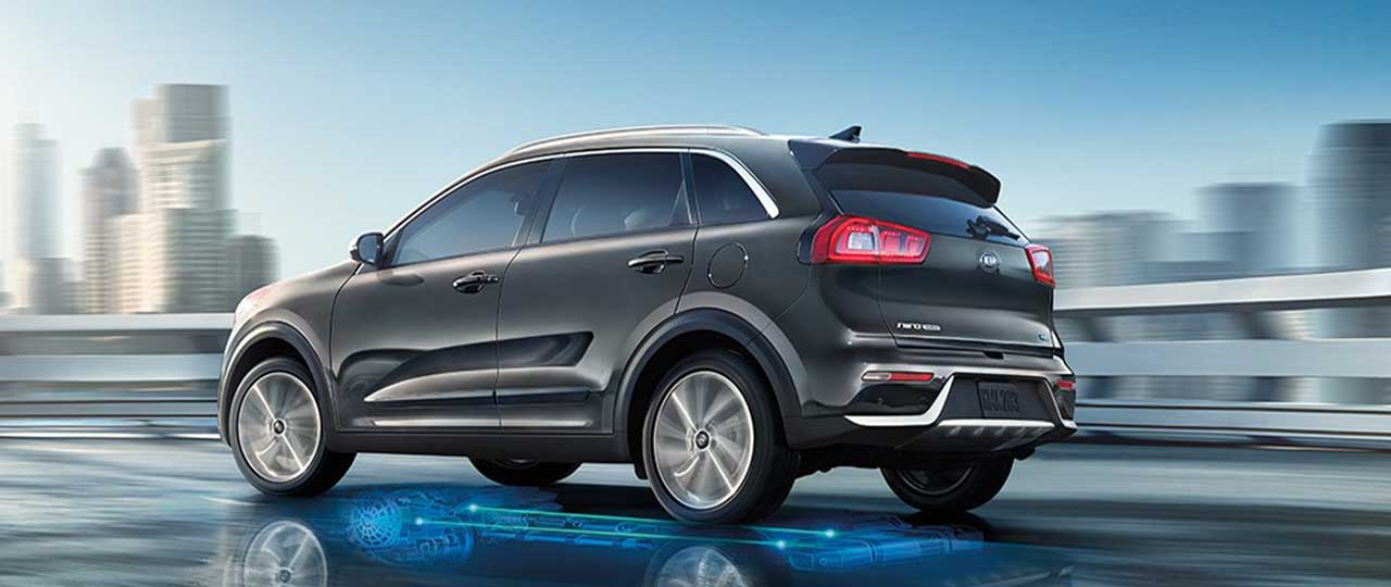 Our Meridian, MS, Car Dealer Has The Fun-To-Drive 2019 Niro