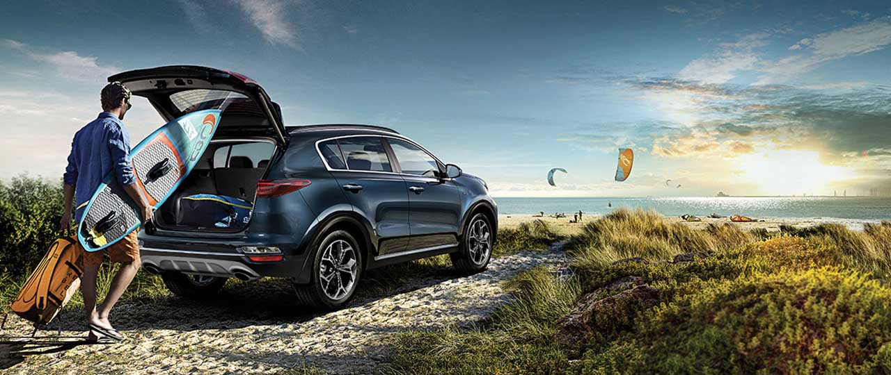 Find A 2020 Kia Sportage At Our Meridian, MS, Car Dealership