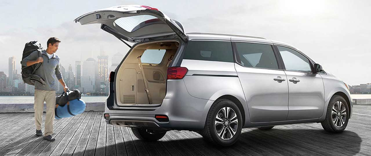 The 2019 Sedona Minivan Is Available At Our Meridian, MS, Kia Dealer