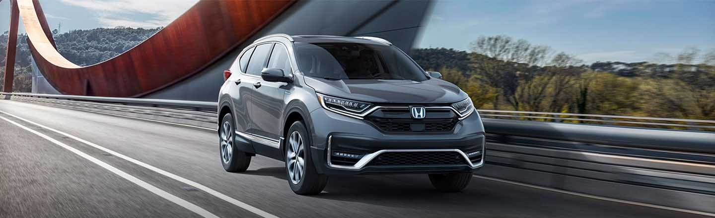 2020 Honda CR-V Crossover and Hybrid Crossover Coming To Columbia, MO