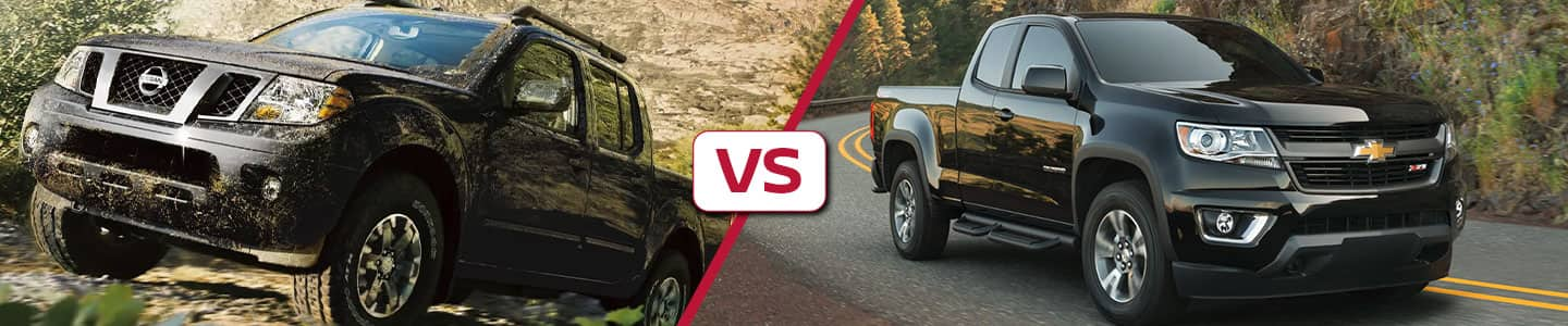 See How The New 2019 Frontier Stacks Up Against The Competition