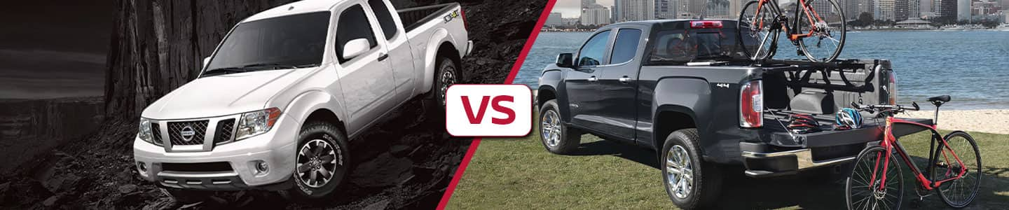 See How The 2019 Nissan Frontier Compares To The GMC Canyon