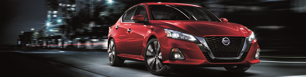 2019 Nissan Altima Driving in Greensburg, PA