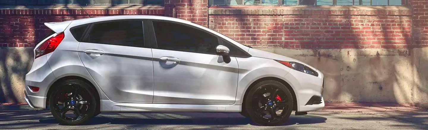 Personalize Your New 2019 Ford Fiesta In Anacortes, Washington