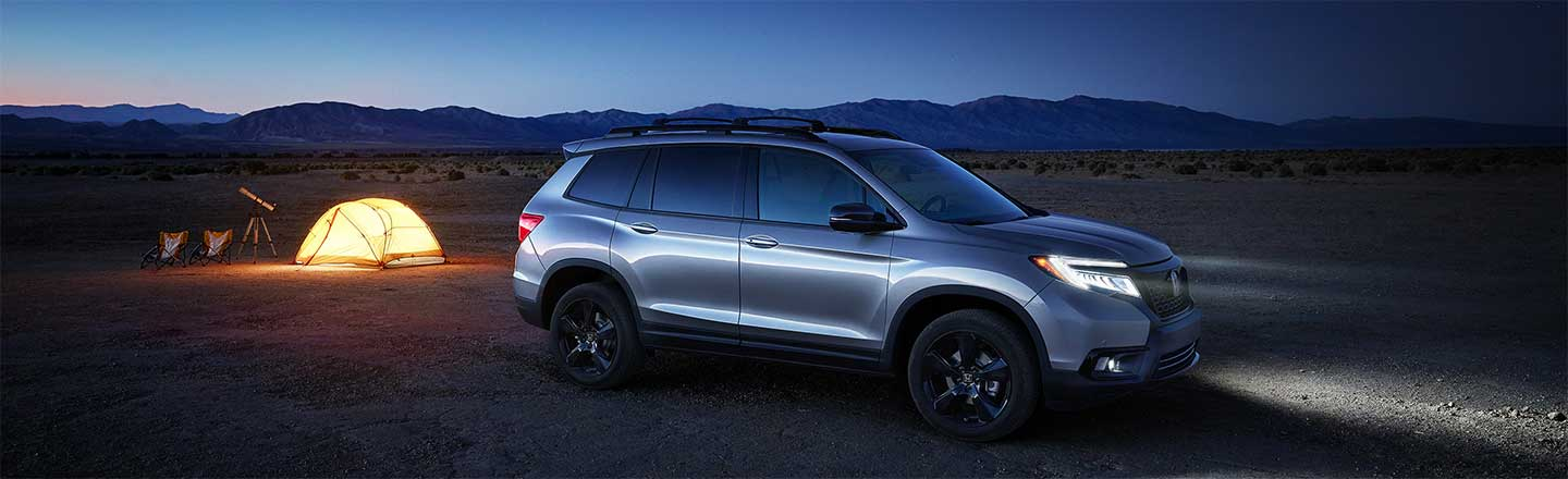Take Your Next Adventure in Your 2019 Honda Passport in Prescott, AZ