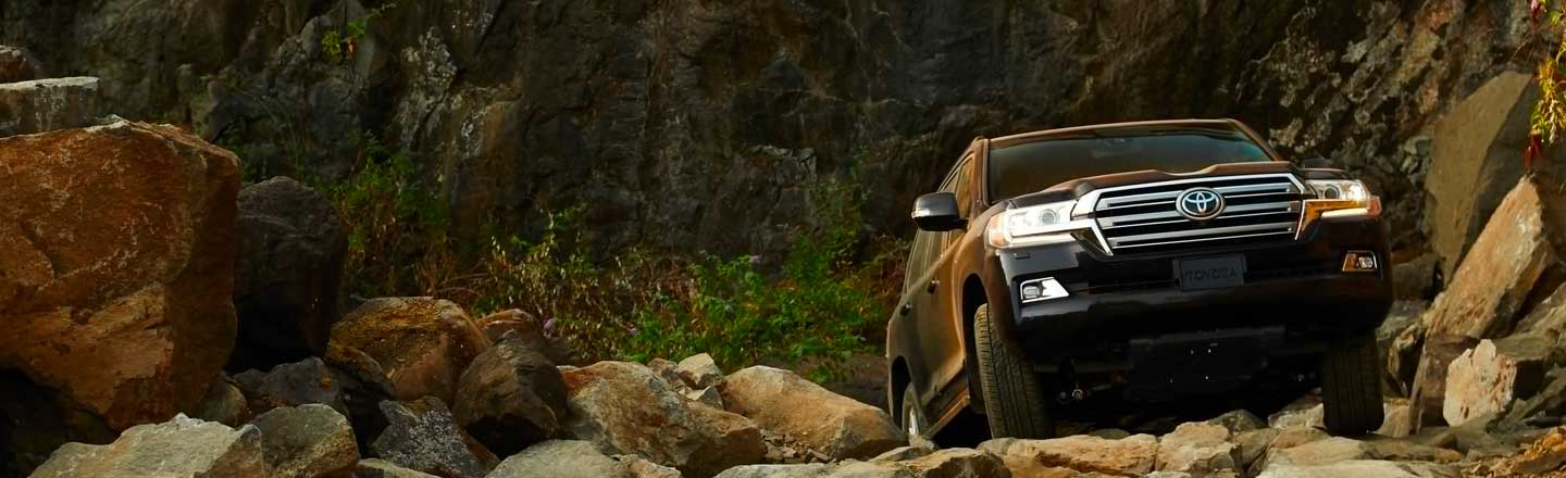 Discover the 2020 Toyota Land Cruiser In Panama City, Florida