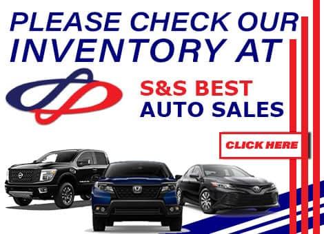 S&S Best Auto Sales View Inventory