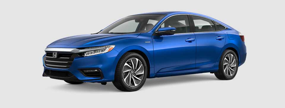 New 2019 Honda Insight For Sale Near Winston Salem, North Carolina