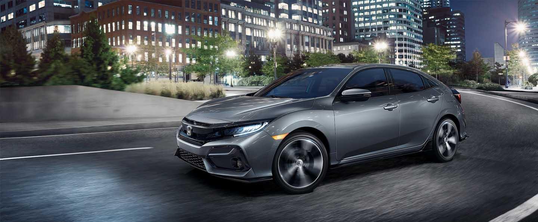 2020 Honda Civic Si Hatchback