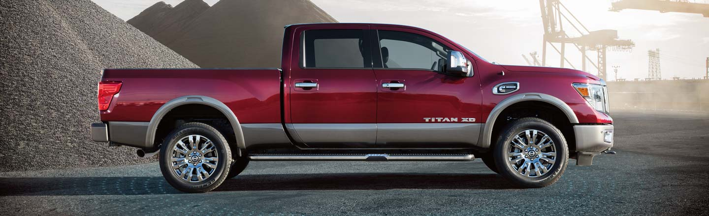 2019 Nissan Titan XD Truck For Sale Near Indianapolis, Indiana