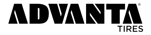 Advanta Tires logo